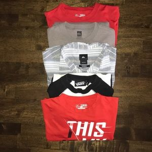 Boys Youth Medium Shirt Lot